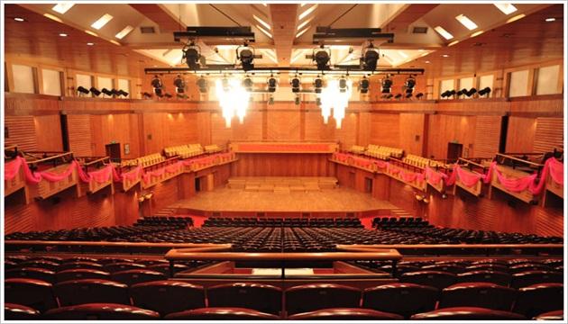 金沙国际音乐厅(原特仑苏音乐厅)