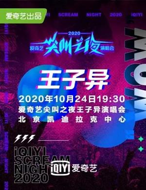 王子异北京演唱会