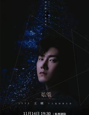 2020王晰杭州演唱会