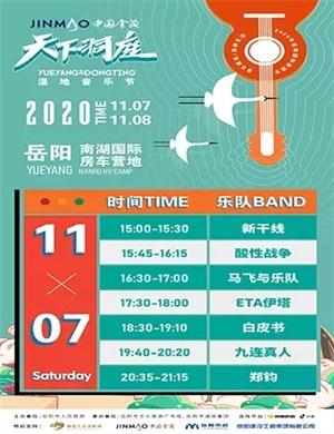 2020岳阳洞庭湿地音乐节