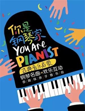 你是钢琴家南宁音乐会