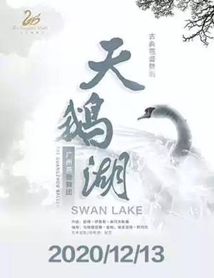 芭蕾舞剧《天鹅湖》深圳站