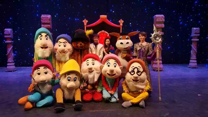2021北京童艺荣誉出品—大型童话剧《白雪公主与七个小矮人》-北京站