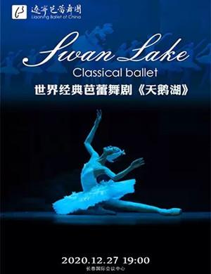 2020芭蕾舞《天鹅湖》长春站