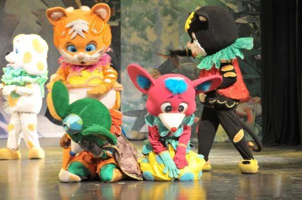 2021大型诙谐卡通舞台剧《猫和老鼠》-合肥站