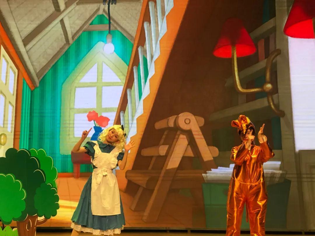 2021儿童剧《爱丽丝梦游仙境之拯救王国》银川站