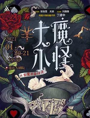 魔术秀《大魔小怪》重庆站