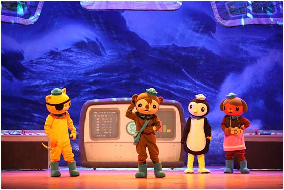 2021大型互动式冒险儿童舞台剧《海底小纵队6之潜艇计划》-上海站