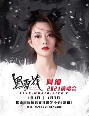 2021阿细佛山演唱会