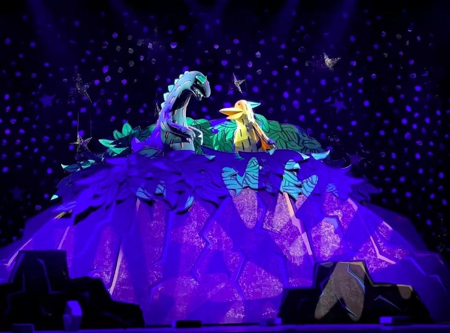 2021正版授权 宫西达也恐龙系列绘本实景舞台剧《我是霸王龙》-昆明站