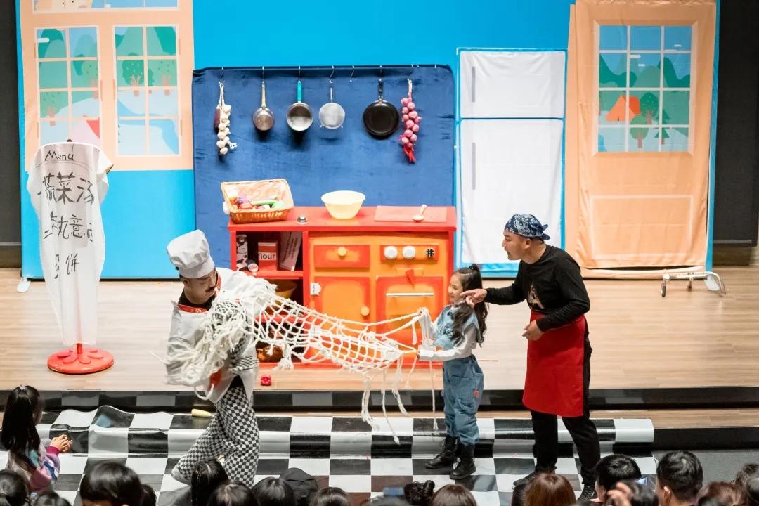 2021中英联合制作互动儿童剧《超级厨师2之爆笑厨房》-杭州站