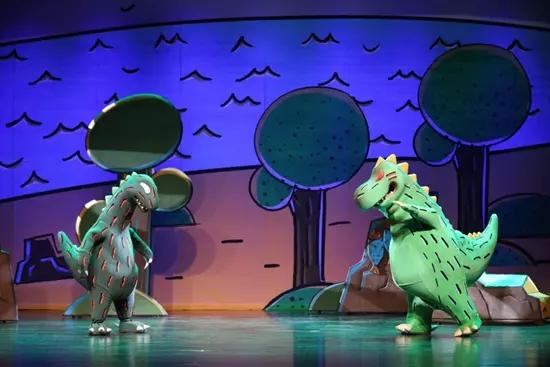 2021宫西达也恐龙系列·实景童话剧《我是霸王龙》-贵阳站