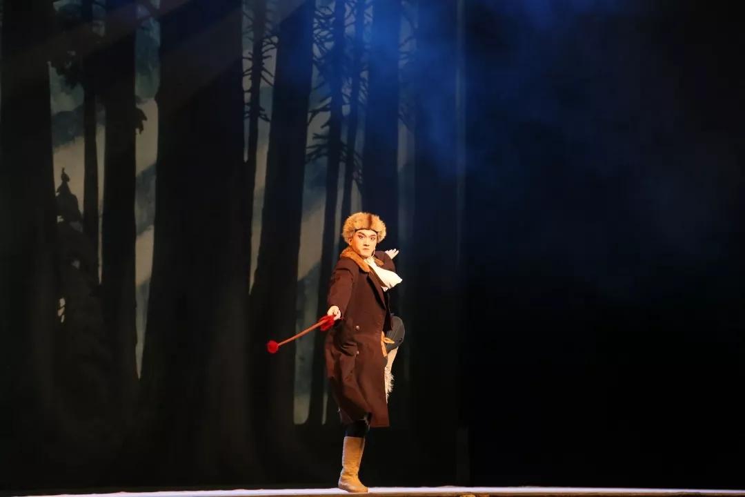 2021第十二届名家名剧月开幕演出 上海京剧院 现代京剧《智取威虎山》-上海站