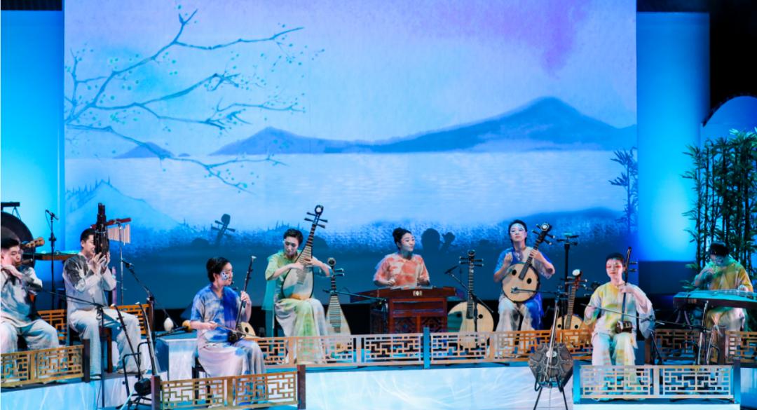 """2021玲珑国乐——""""茁出·再生""""主题音乐会-上海站"""