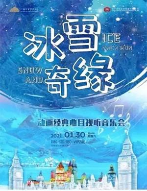 2021冰雪奇缘南宁音乐会