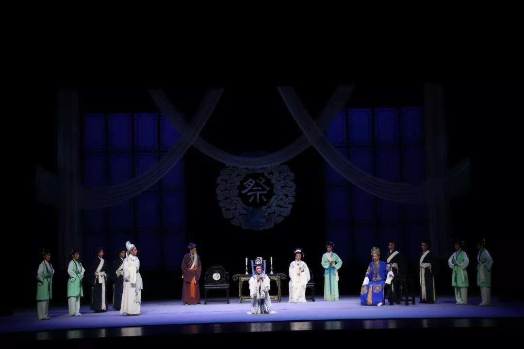 2021大型经典越剧《玉蜻蜓》-上海站