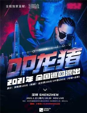 2021DP龙猪深圳演唱会