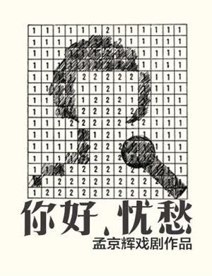 2021戏剧《你好忧愁》北京站