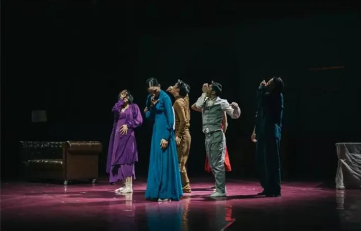 2021全明星阵容舞蹈剧场《大饭店》-昆明站