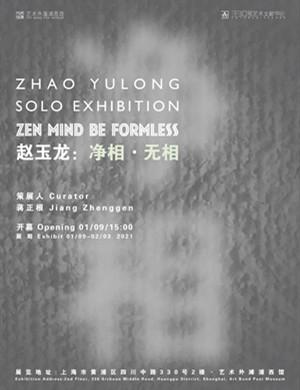 2021《净相无相》赵玉龙上海个人展
