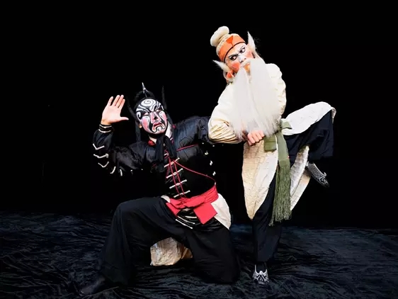 2021国家京剧院三团·京剧折子戏《打瓜园》、《西施·响屧廊》、《闹天宫》-苏州站