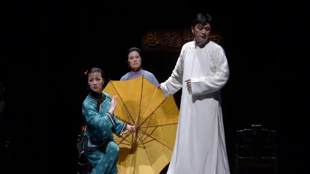 2021安徽省黄梅戏剧院--黄梅戏《雷雨》-上海站