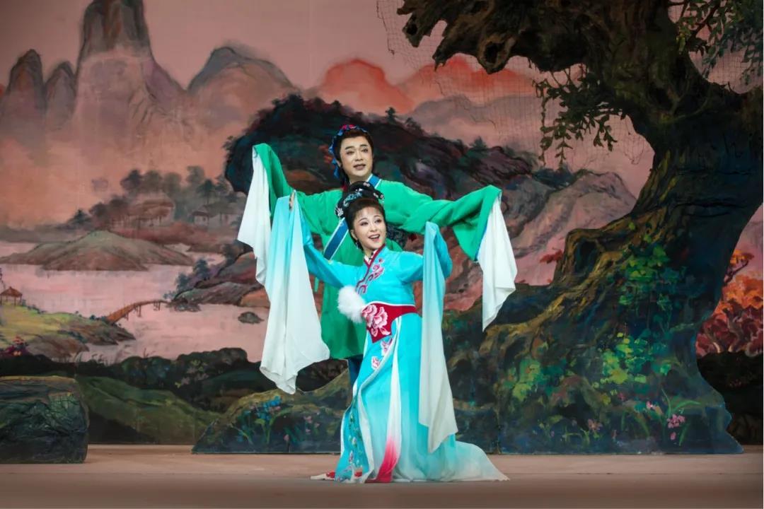 2021安徽省黄梅戏剧院--黄梅戏《天仙配》-上海站