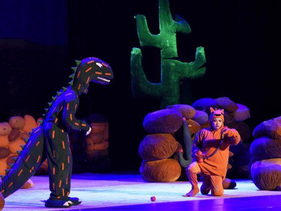 2021凡创文化•大型恐龙主题实景童话剧《你看起来好像很好吃》-东莞站