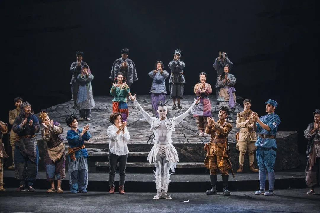 2021音乐舞台剧《火印》-福州站