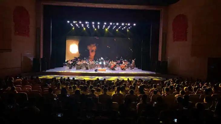 2021超燃音乐系-燃系史诗钢琴电声音乐会《STAR SKY》-西安站