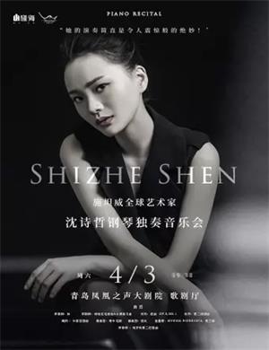 2021沈诗哲青岛音乐会