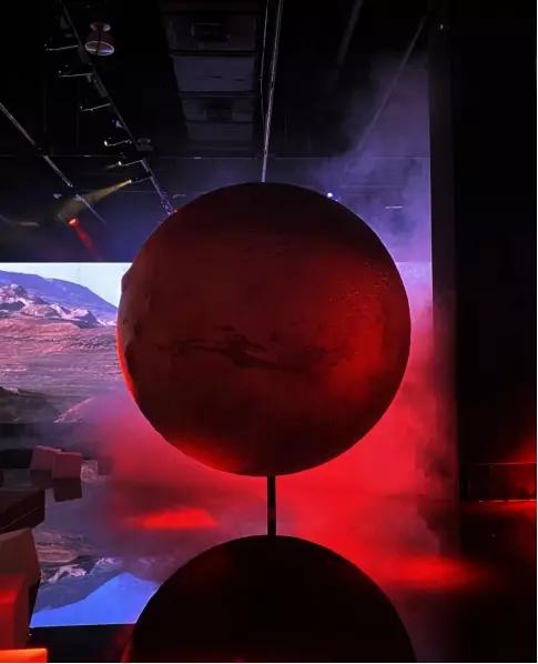 2021火星2035沉浸式科学艺术展-南京站