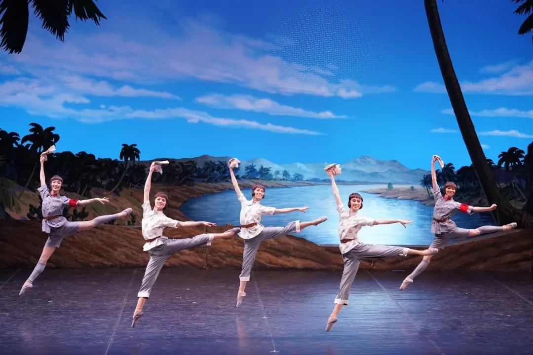 2021中央芭蕾舞团《红色娘子军》-武汉站