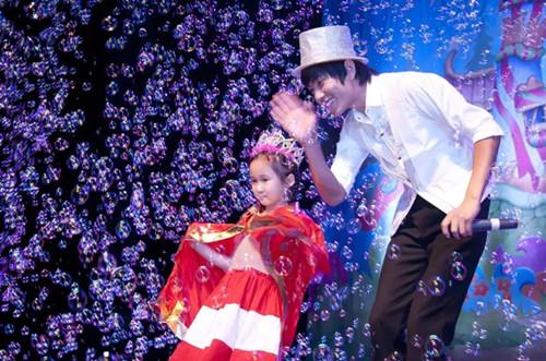 2021儿童剧《泡泡王子的舞会》烟台站