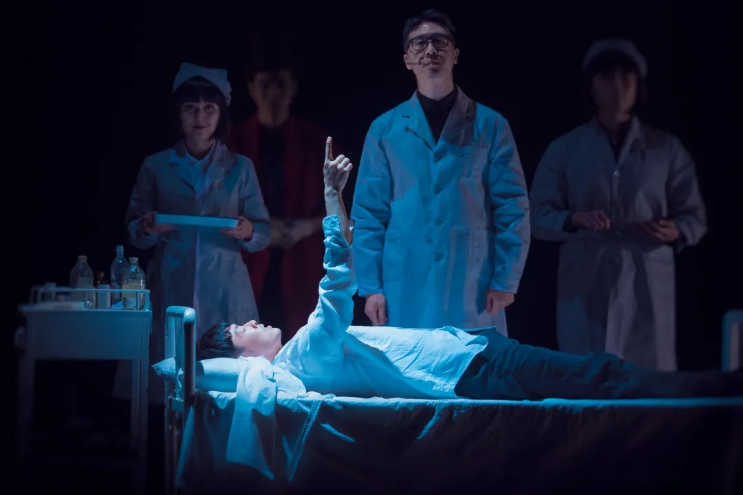 2021大型多媒体音乐话剧《琥珀》-重庆站