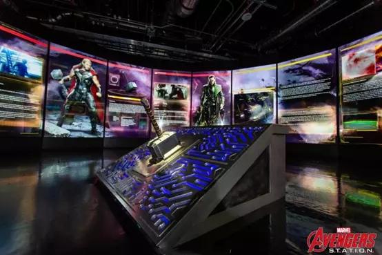 2021复仇者联盟世界巡回展-成都站