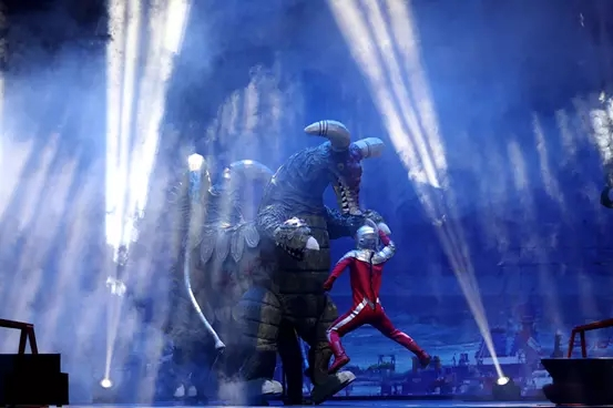 2021正版授权大型实景舞台剧《奥特曼宇宙之光》-珠海站