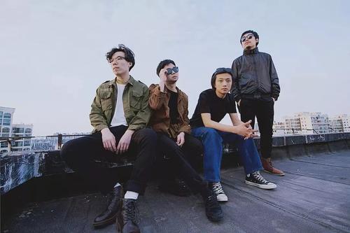 大波浪乐队2021全新双专辑巡演《新逻辑》《不止一面》全国巡演-成都站