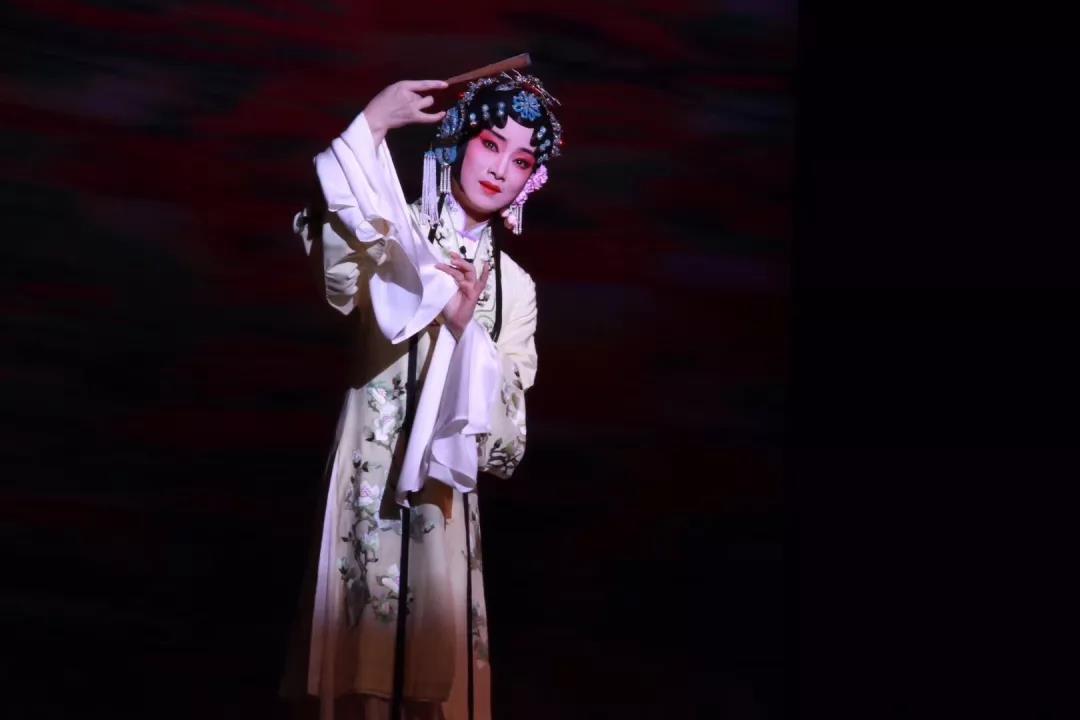2021女性艺术节 石小梅x孔爱萍x施夏明领衔 昆曲精华版《牡丹亭》(上下本)-广州站
