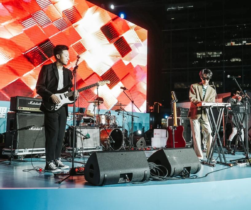 大波浪乐队2021全新双专辑巡演《新逻辑》《不止一面》全国巡演-南京站