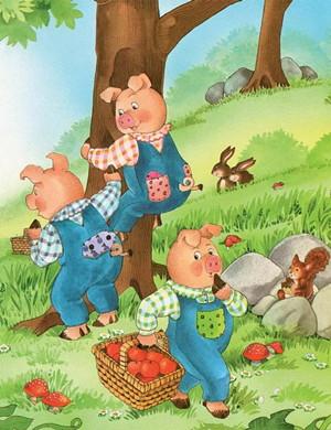 2021儿童剧《三只小猪之水晶封印》苏州站