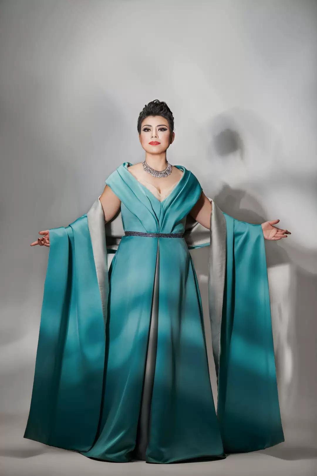 2021慧风和唱 国际著名女高音和慧独唱音乐会-广州站