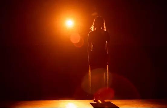 """2021""""科技艺术节""""当代戏剧作品《静态人像》-西安站"""