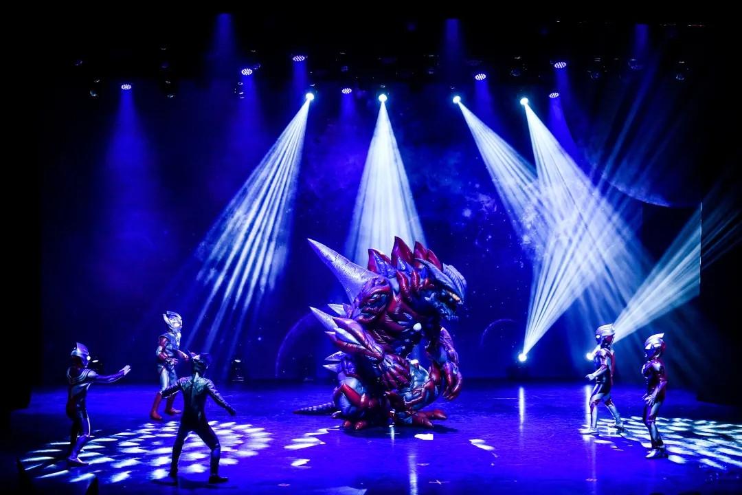2021六一嘉年华·日本圆谷版奥特曼系列舞台剧—《奥特传奇之英雄归来》-南京站