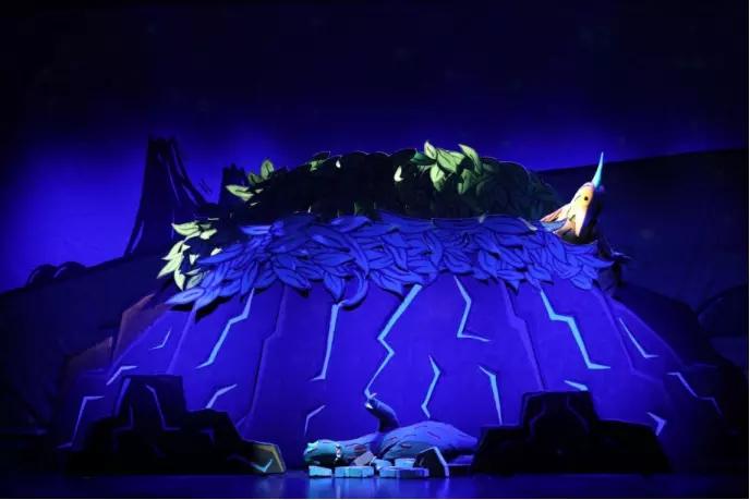 2021恐龙系列舞台剧《我是霸王龙》一福州站