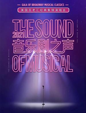 2021音乐剧之声郑州演唱会
