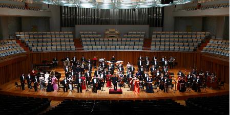 2021百年梦想·时代华章--中国电影乐团大型交响视听音乐会-郑州站