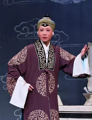 2021京剧《杨门女将》北京站