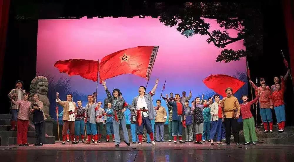 2021湖北省歌剧舞剧院经典民族歌剧《洪湖赤卫队》-苏州站