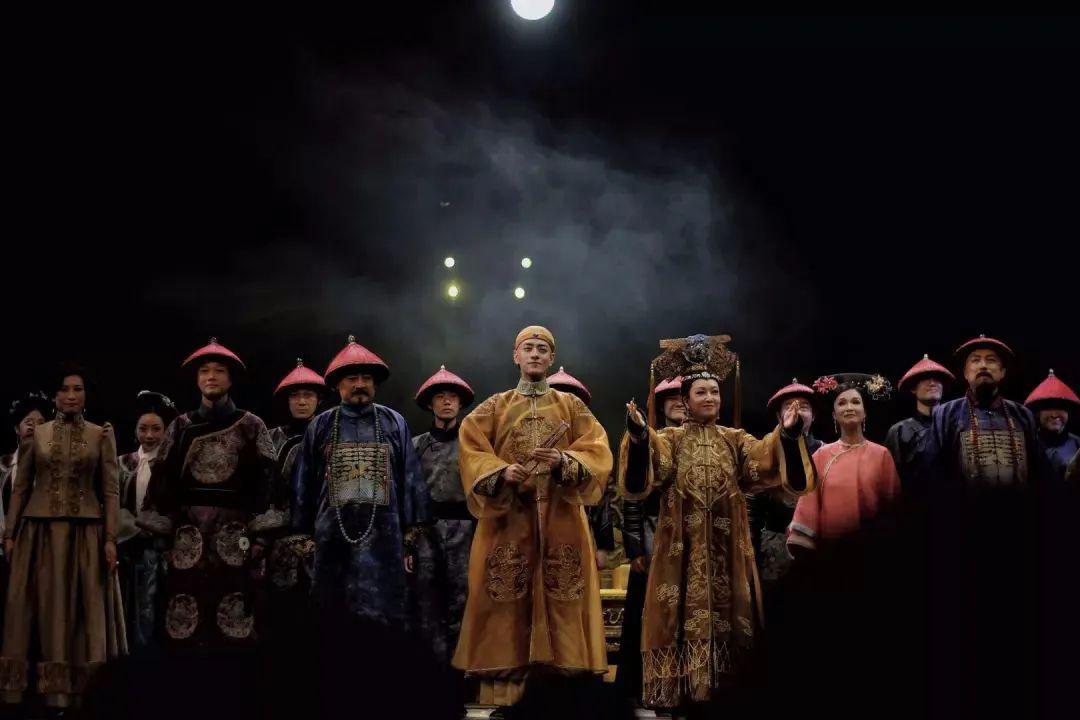 2021话剧《德龄与慈禧》-天津站